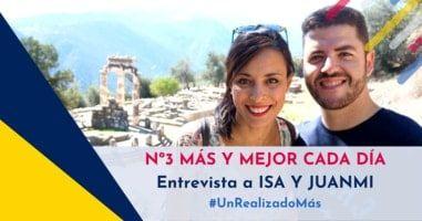 Isa y Juanmi de Más y mejor