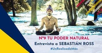 Sabastián Ross meditando